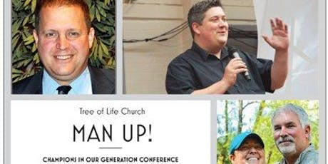 MAN UP 2019 - CHAMPIONS IN YOUR GENERATION tickets