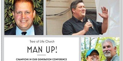 MAN UP 2019 - CHAMPIONS IN YOUR GENERATION