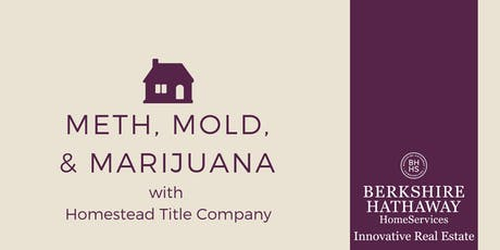 Meth, Mold, and Marijuana tickets