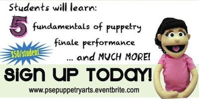 Puppetry Arts 2019-2020: Powder Springs Elementary