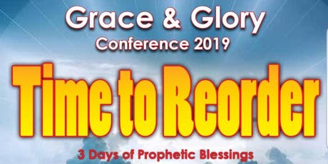 Grace and Glory Conference 2019 tickets