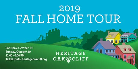 Heritage Oak Cliff Fall Home Tour tickets