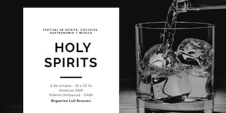 Holy Spirits entradas