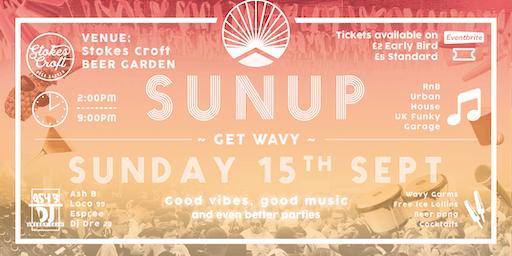 SunUP Presents: Get Wavy