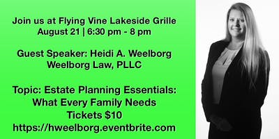 Estate Planning Essentials: What Every Family Needs