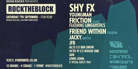 ROCKTHEBLOCK tickets