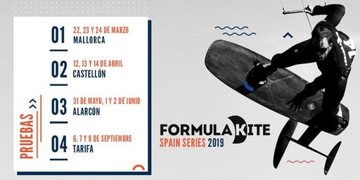 Formula Kite Spain Series Tarifa 2019