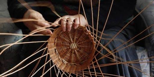 Basket Weaving: Rustic Radiance