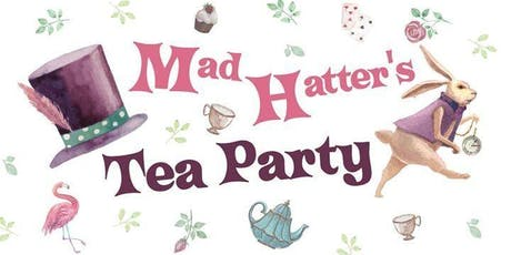 MAD HATTER Tea Party - WOW! tickets