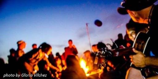 Labor Day Beach BBQ & Bonfire