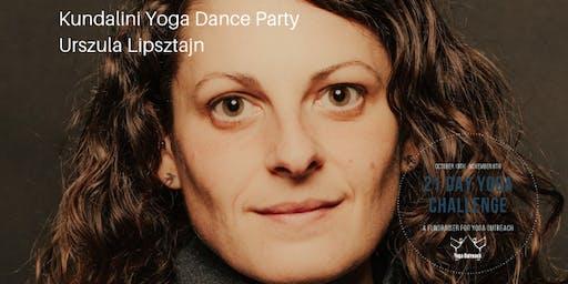 Kundalini Yoga Dance Party | Fundraiser for Yoga Outreach