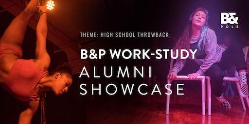 Body & Pole Work-Study Alumni Showcase