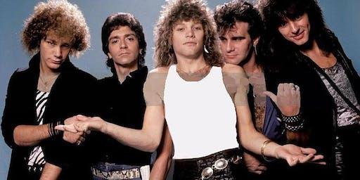 Jon Bon Jovi Tribute Band at the Y Bar