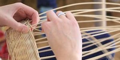 Basket Weaving: Sleigh Basket
