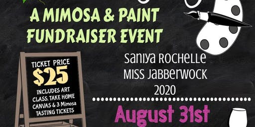 Mimosa and Design Paint Party