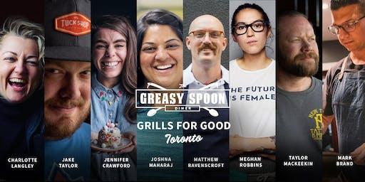 Grills for Good x Toronto