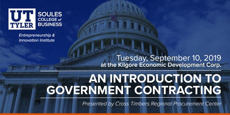 An Introduction to Government Contracting tickets