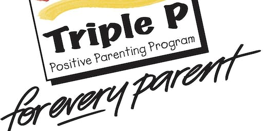 Triple P - Positive Parenting Program, group classes (raising kids 0-11)