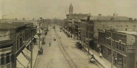 Downtown Urbana History Walk