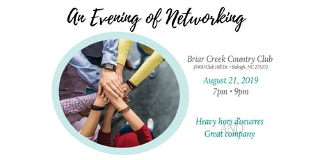 August 2019 Networking Event - Welwynn tickets