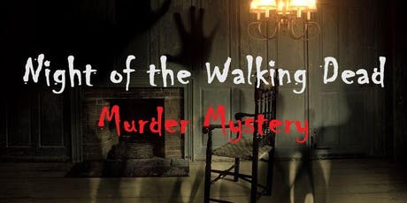 A Stab in the Dark - Murder Mystery tickets