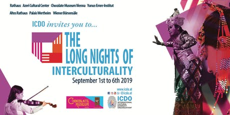Interculturality&Chocolate tickets