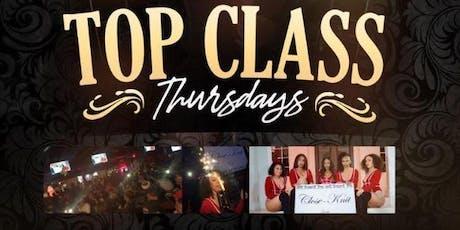#TopClassThursdays @ Pryme Dallas tickets