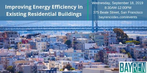 Improving Energy Efficiency in Existing Residential Buildings