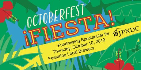 OctoberFEST FIESTA! - Fundraising Spectacular for JPNDC tickets