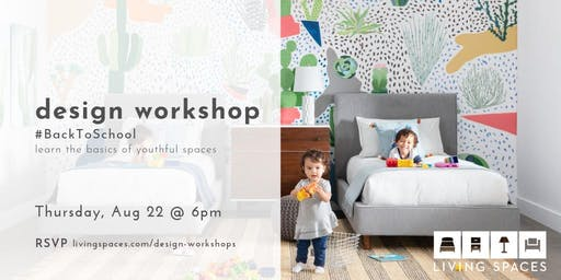 Design Workshop: #BackToSchool