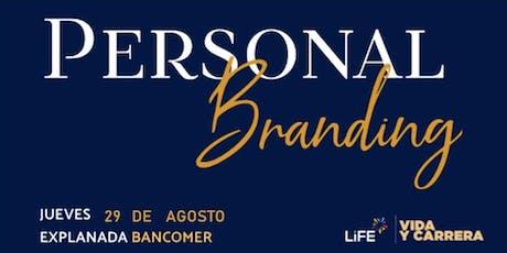 Personal Branding boletos