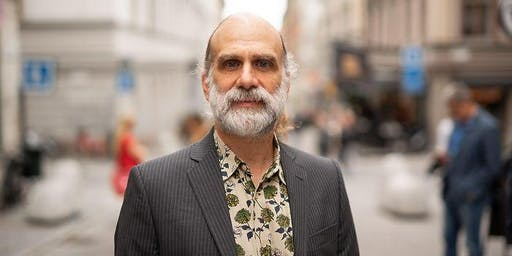 Bruce Schneier - Securing a World of Physically Capable Computers