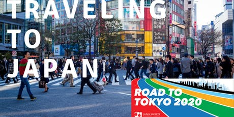Traveling to Japan in 2020 tickets