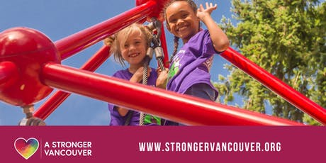 Stronger Vancouver Community Open House tickets