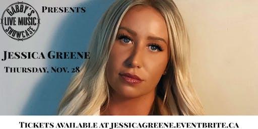 Jessica Greene - Gabby's Live Music Showcase