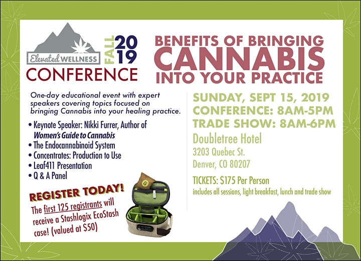 Elevated Wellness - Benefits of Bringing Cannabis into your Practice image