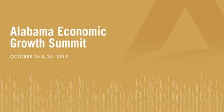 Alabama Economic Growth Summit 2019 tickets