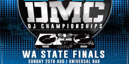 2019 WA DMC DJ Championships