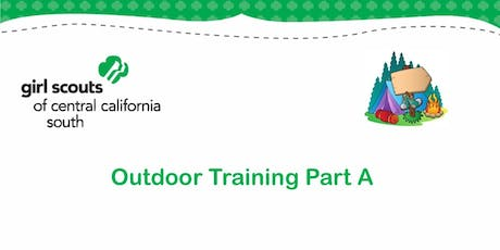 Outdoor Training Part A  - Tulare tickets