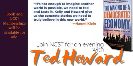 Evening with Ted Howard tickets
