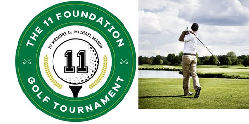 11 Foundation Golf Tournament Fundraiser 2019