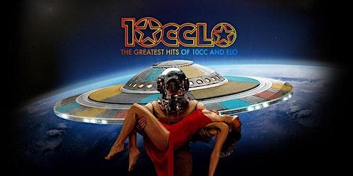 10CCLO live at Holmfirth Civic Hall
