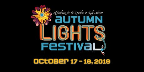 8th Annual Autumn Lights Festival tickets