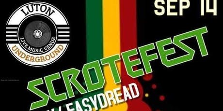 Scrotefest tickets