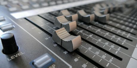 SoundSpace Workshop: Introduction to Audio Engineering for Teens tickets