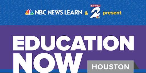 NBC News Learn Presents: Education Now Houston