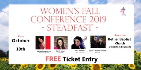 LWLC Fall Conference - October 2019 tickets