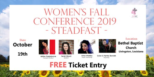 LWLC Fall Conference - October 2019