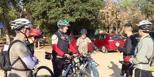 Intro Mountain Biking - Aliso and Wood Canyons Wilderness Park