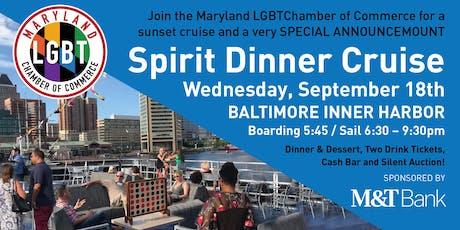 Spirit Dinner Cruise tickets